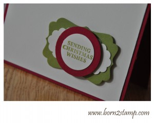 Stampin' UP! Joyous Celebrations