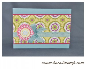 Stampin' UP! Quint Essential Flower