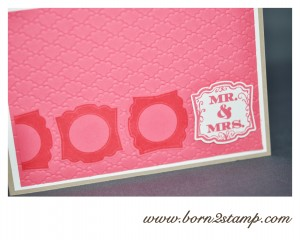 Stampin' UP! Label Love