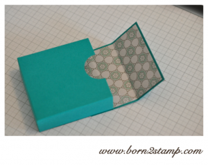 Anleitung kleine Box