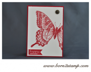 Stampin' UP! Swallowtail InColor