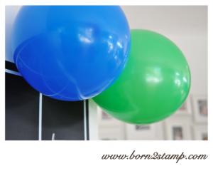 Elefantenparty Luftballons