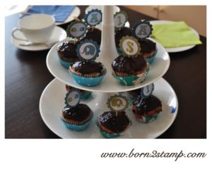 Elefantenparty Muffins