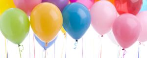 Luftballons 25€ mehr bei Bestellungen ab 350€