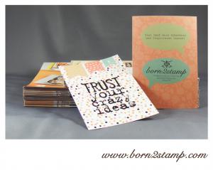 STAMPIN' UP! Frühjahrskataloge und SAB Flyer 2014
