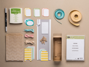 STAMPIN' UP! Verpackt mit Flair