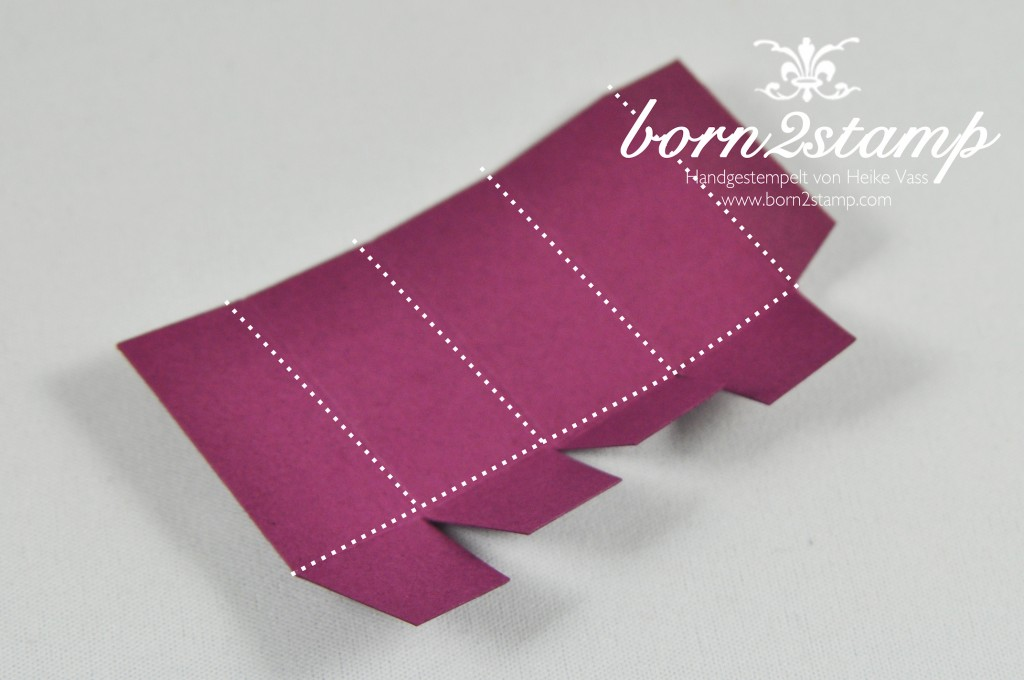 STAMPIN' UP! born2stamp Team Schenklis Labellobox