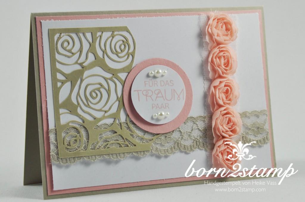 STAMPIN' UP! born2stamp Kreativ-Set Accessoires Artisan Embellishment Kit Perfekter Tag