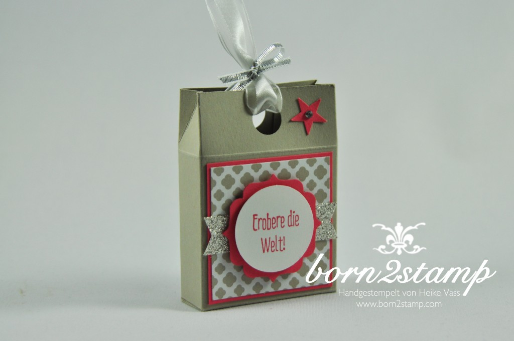 STAMPIN' UP! born2stamp Team Geschenke Demotreffen Mainz Christina
