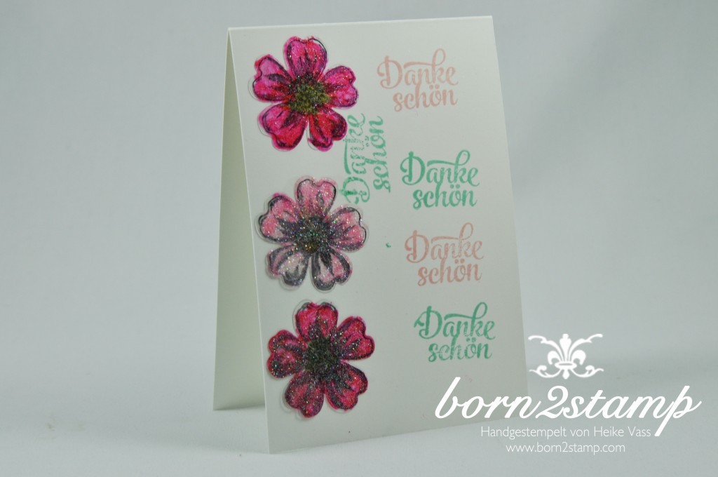 STAMPIN' UP! born2stamp Workshop