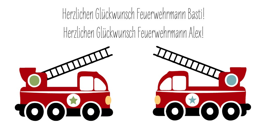 Feuerwehr Geburtstagsparty firefighter birthday party