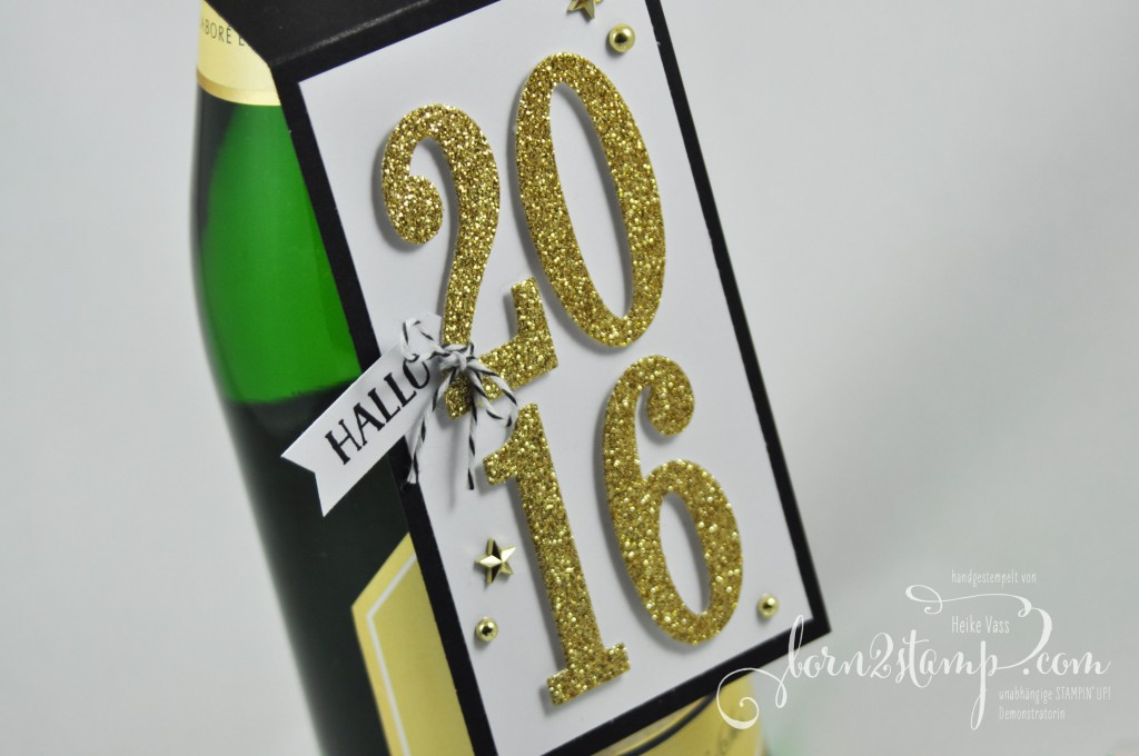 born2stamp STAMPIN'UP! Neujahr New Years Special