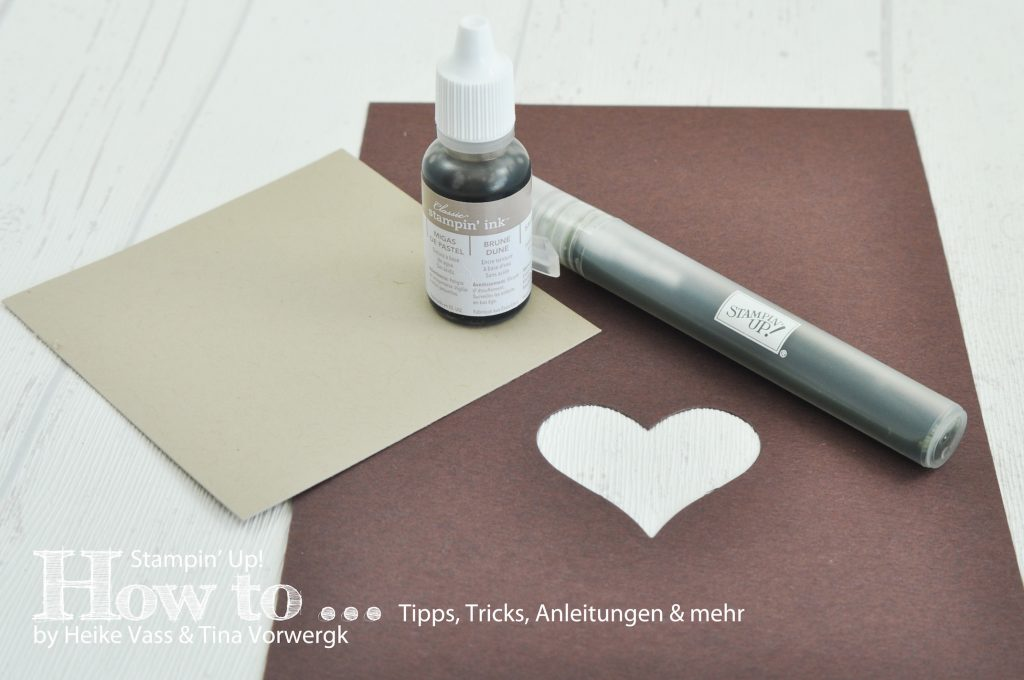 How to... Stampin' Spritzer