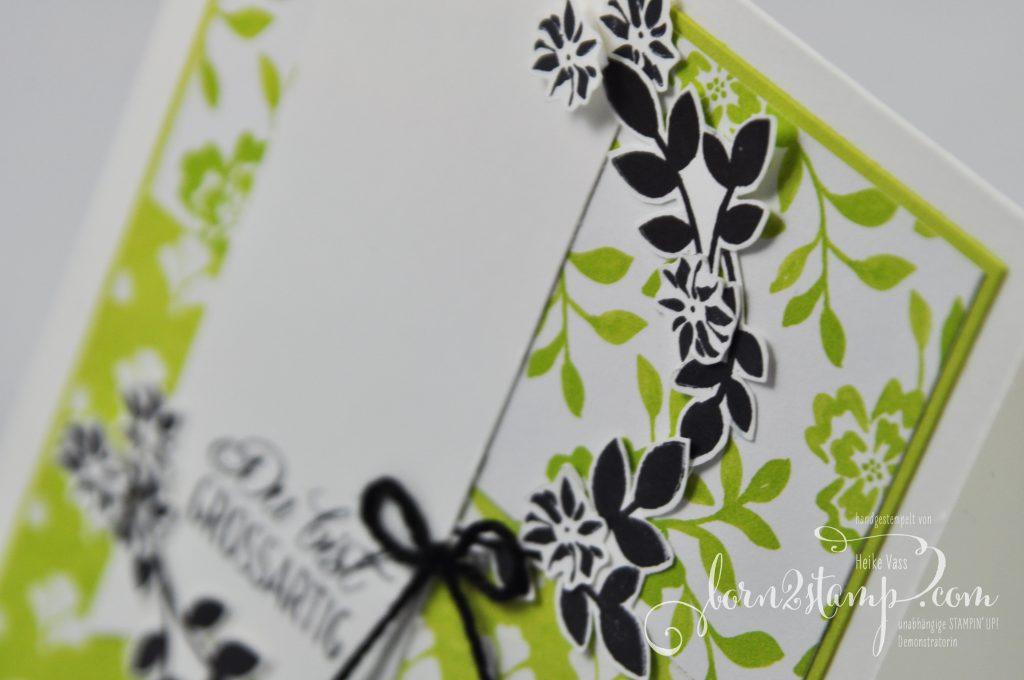 born2stamp STAMPIN' UP! INKSPIRE_me - Fuer Freunde - DSP Florale Eleganz