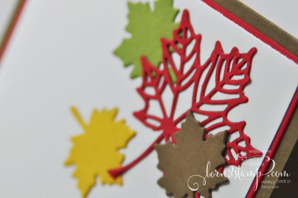 born2stamp STAMPIN' UP! IN{K}SPIRE_me Herbst - Jahr voller Farben - Thinlits Aus jeder Jahreszeit