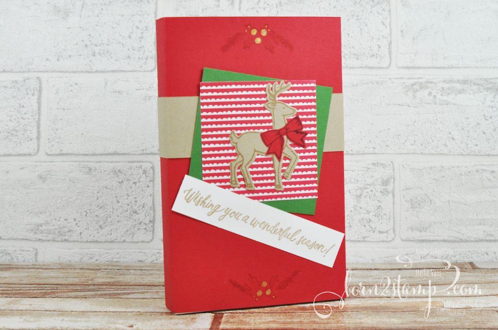 born2stamp STAMPIN' UP! Team Weihnachtsfeier Geschenke