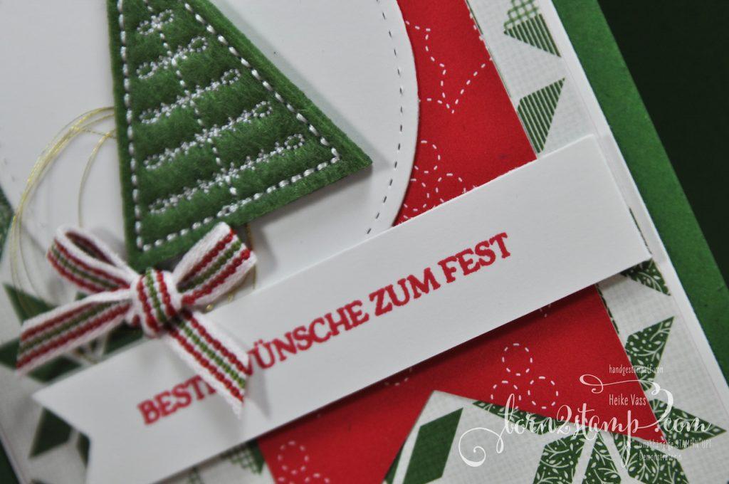 born2stamp STAMPIN' UP! Team Weihnachtsfeier Projekt 1.3