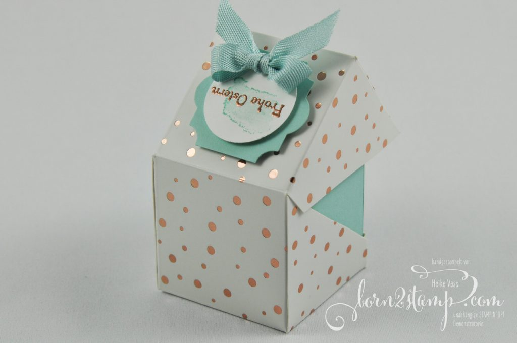 born2stamp STAMPIN' UP! IN{K}SPIRE_me - Osterspecial - Osterkarte - Letters for you - Labeler Alpha - Blumenkorb