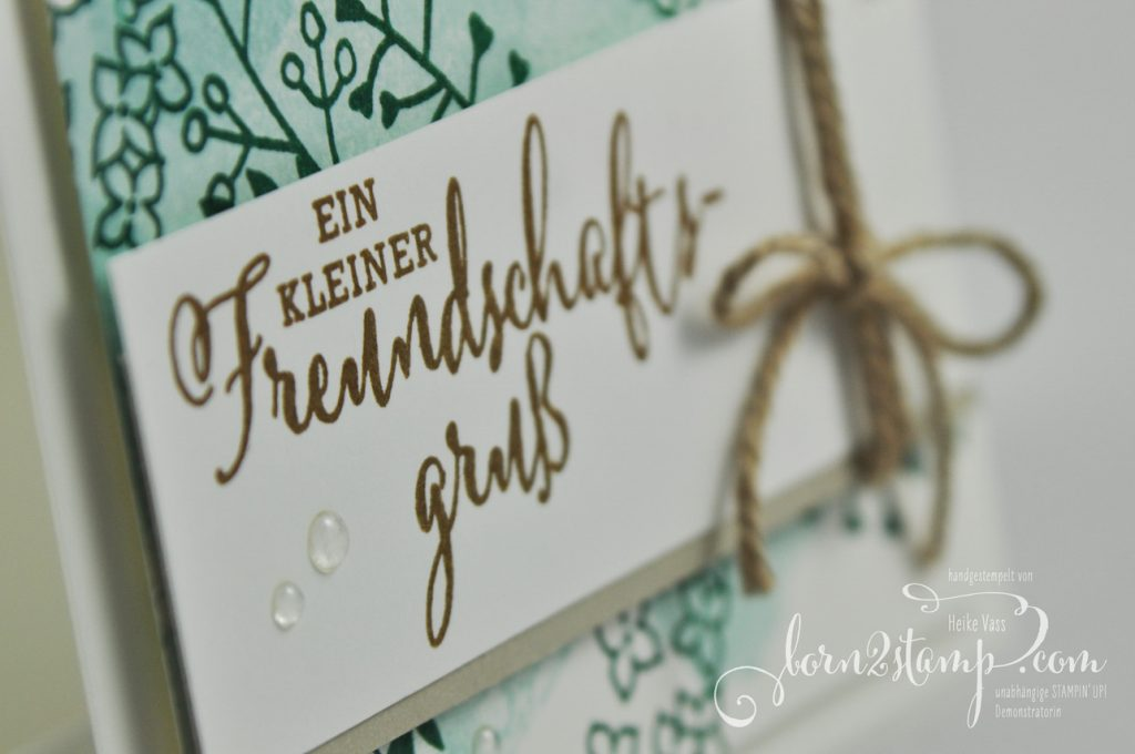 born2stamp INKSPIRE_me STAMPIN' UP! Tu was Du liebst - Epoxidakzente