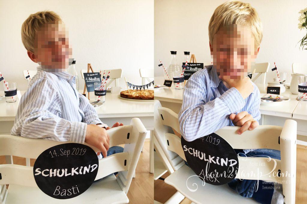 born2stamp 1. Schultag Ganoven