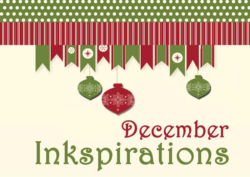 December Inkspiration 2019